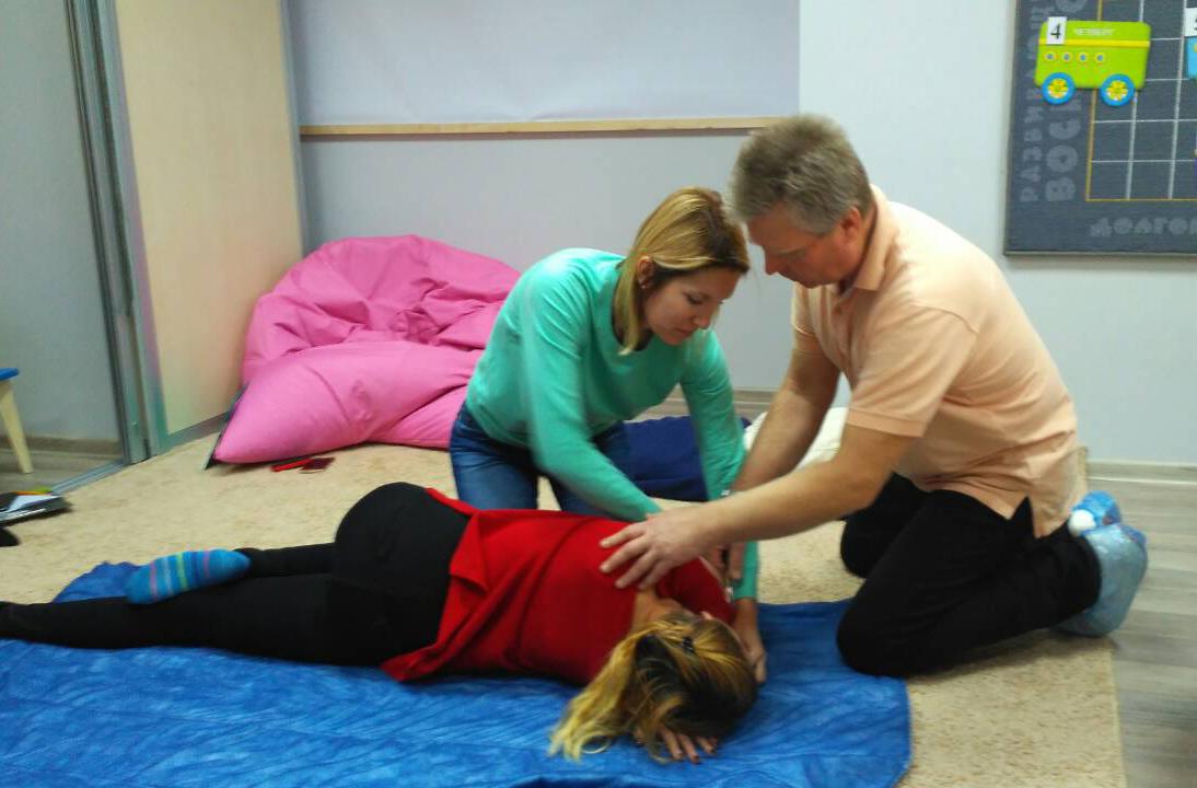 Педагоги прошли тренинг по оказанию первой неотложной помощи