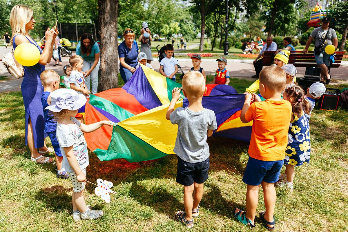 Благотворительный праздник в честь Дня защиты детей 2019